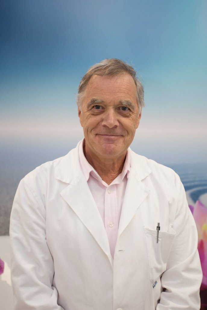 Aleksander Merlo, dr. med., spec. gin. in por.