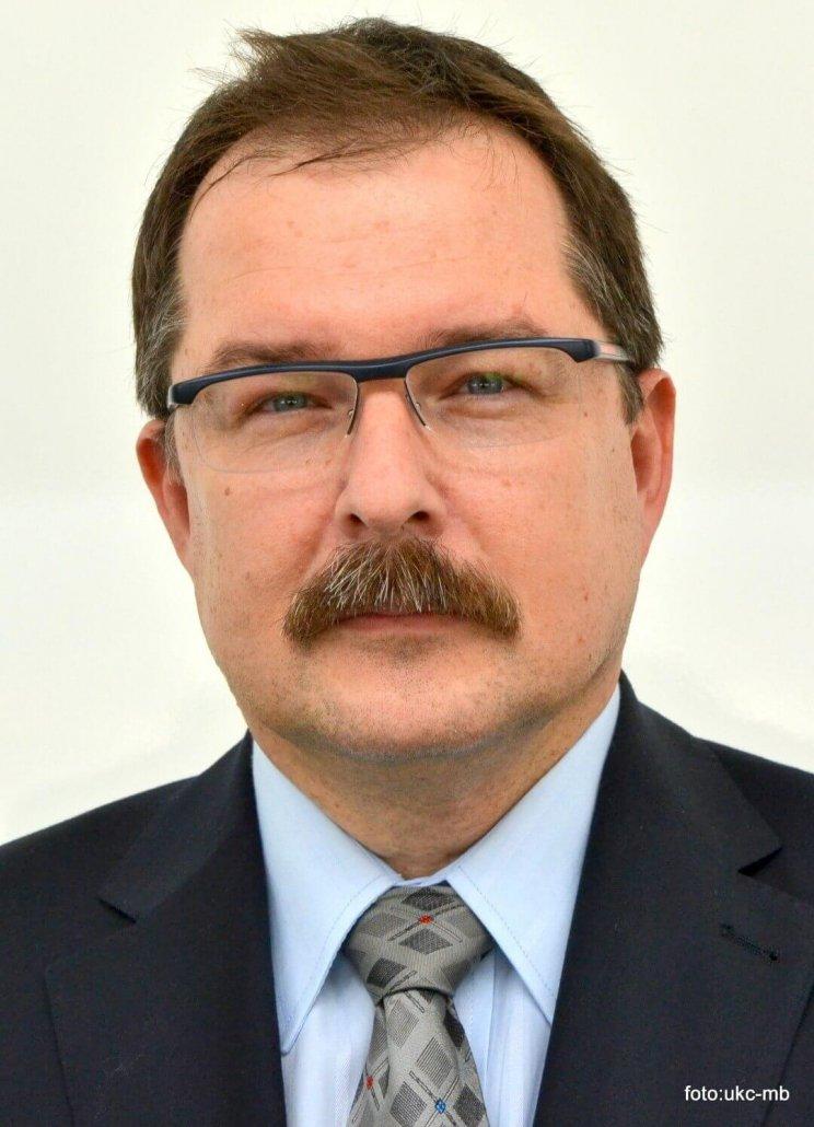 prof. dr. Pavel Skok, dr. med., spec. internist