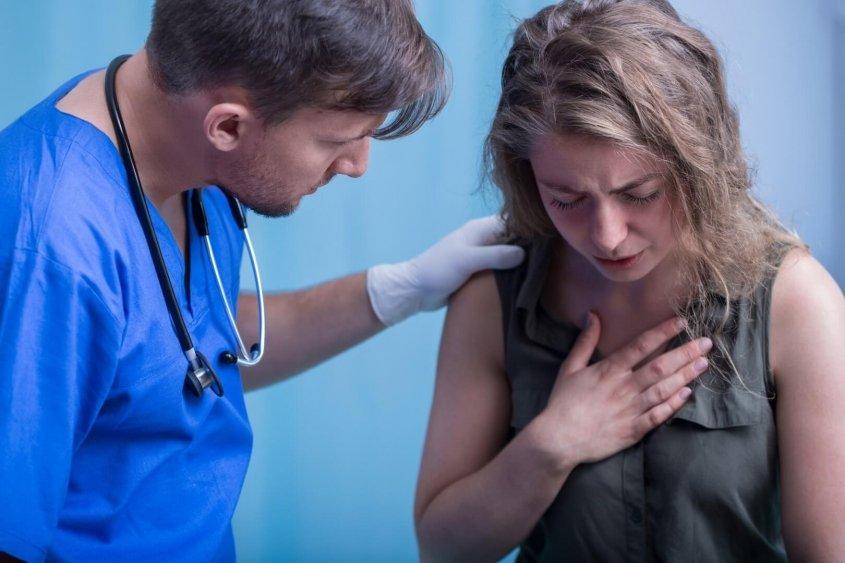 znaki in zdravljenje astme