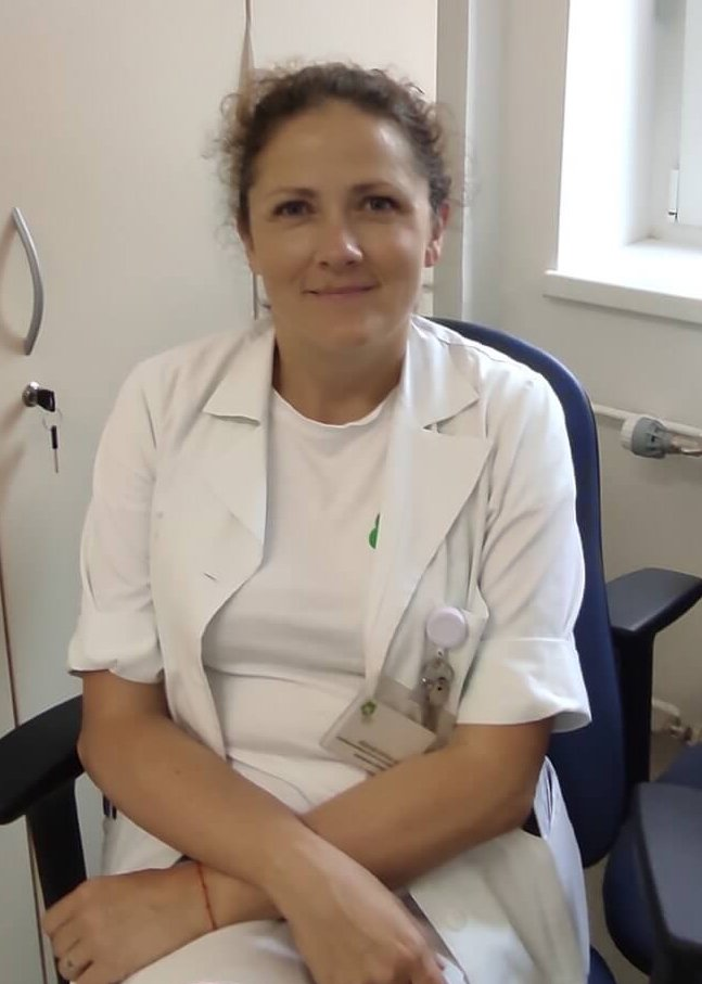Mateja Verdinek, dr. med., spec. interne medicine