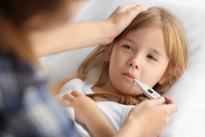 otroške bolezni